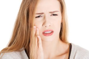 Your dentist explains when a root canal is needed.