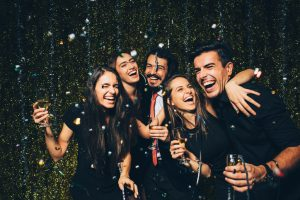 Can teeth whitening in Belchertown help me look good on New Year's Eve?